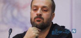 گریم متفاوت احمد مهران فر در فیلم دینامیت مسعود اطیابی