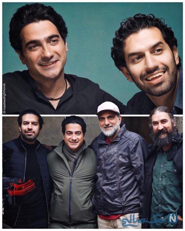 فیلم سینمایی مست عشق شهاب حسینی