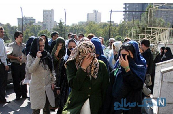 قاچاق دختر ایرانی