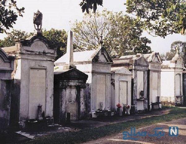 قبرستان ممنوعه تهران کجاست و خانه ابدی چه کسانی است