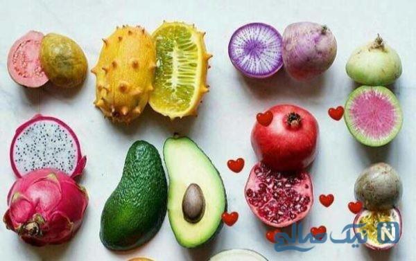 قیمت میوه در شمال تهران دانهای ۱۲۰ هزار تومان
