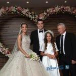 مراسم ازدواج باشکوه پسر سیاستمدار معروف لبنان