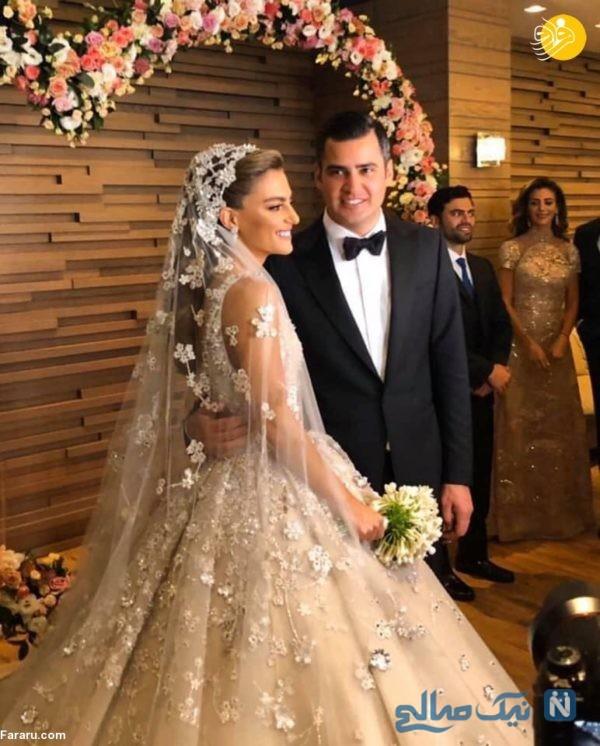 مراسم ازدواج باشکوه