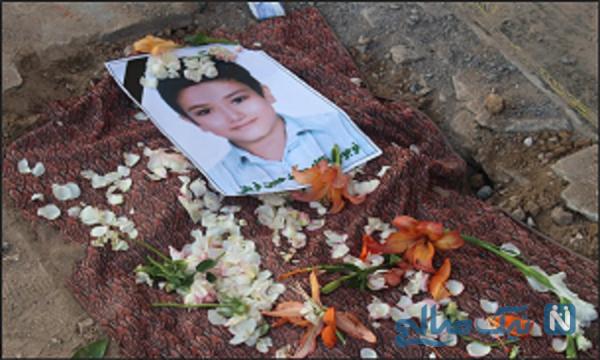 مرگ پسر 12 ساله