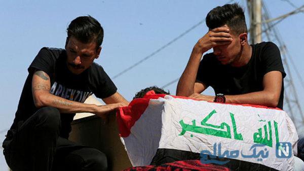 افزایش تعداد کشته های ناآرامیهای عراق