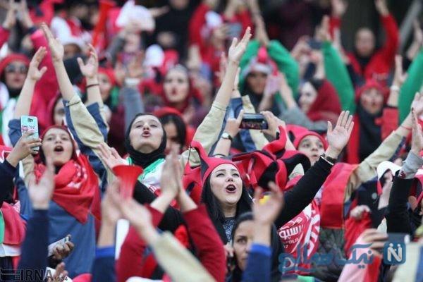 بیانیه اینفانتینو در رابطه با حضور زنان ایرانی در ورزشگاه آزادی