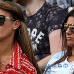 همسران فوتبالیست های خارجی به جان هم افتادن
