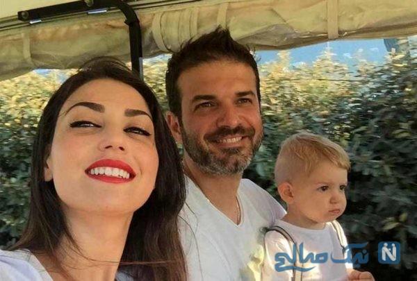 شغل همسر استراماچونی مربی استقلال در ایران