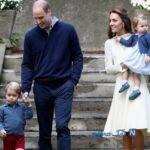 با حجاب شدن عروس ملکه انگلیس با شالی سبز