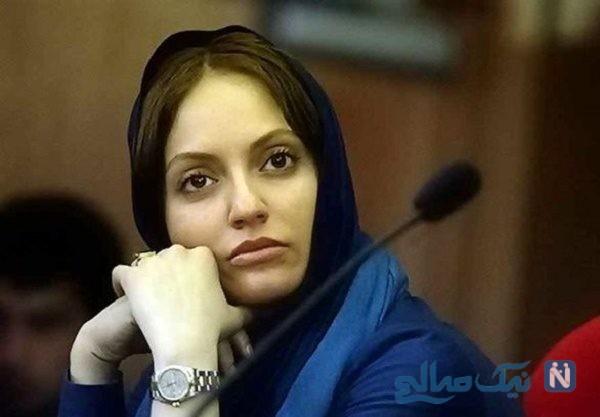 ویدیو مهناز افشار از دلتنگی برای ایران بعد از دوری ۷ ماهه اش