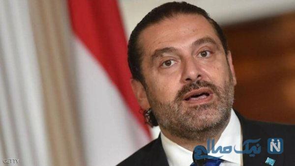 استعفای سعد حریری