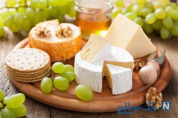 ویدیو جالب از پنیرهای مختلف جهان متفاوت با آنچه دیدید