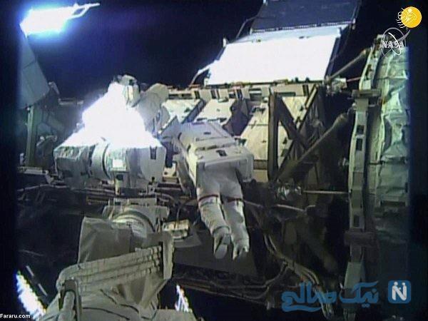 زنان فضانورد