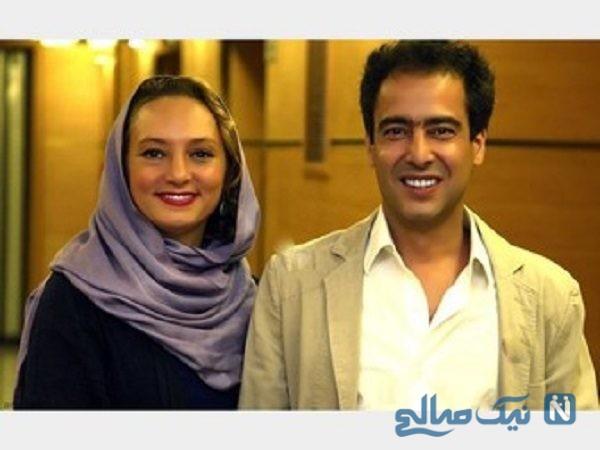 تغییر قیافه زوج بازیگر ایرانی