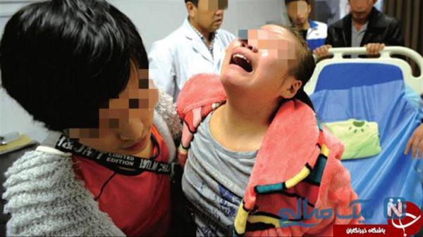 کتک زدن کودک توسط معلم