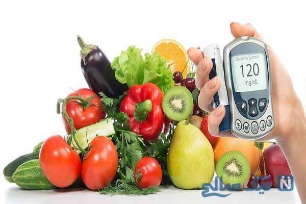 بهترین روش کاهش و کنترل قند خون با مواد غذایی مناسب