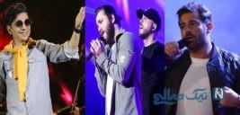 کنسرتهای خوانندگان ایرانی در خارج از کشور خالی و بدون جمعیت