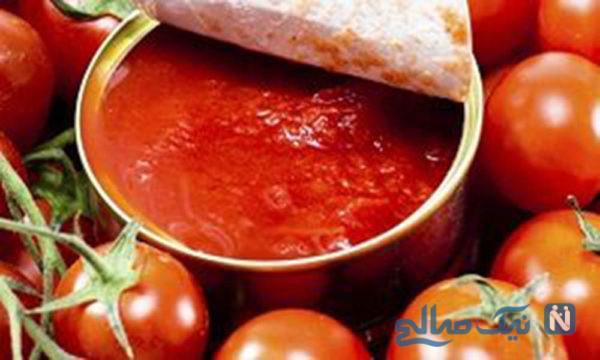 قیمت واقعی برندهای رب گوجه فرنگی