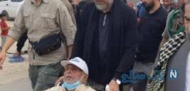 محمود علوی وزیر اطلاعات در راه اربعین با لباسی متفاوت