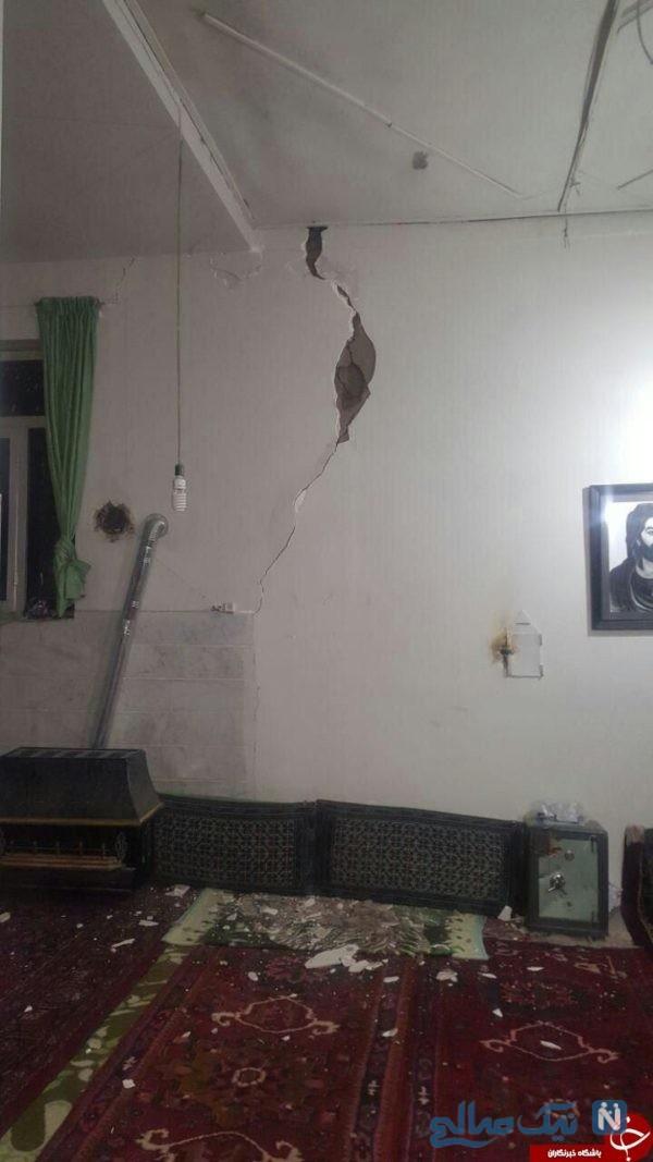 زلزله شمال غرب