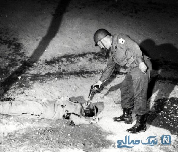 اعدام حاج اسماعیل رضایی