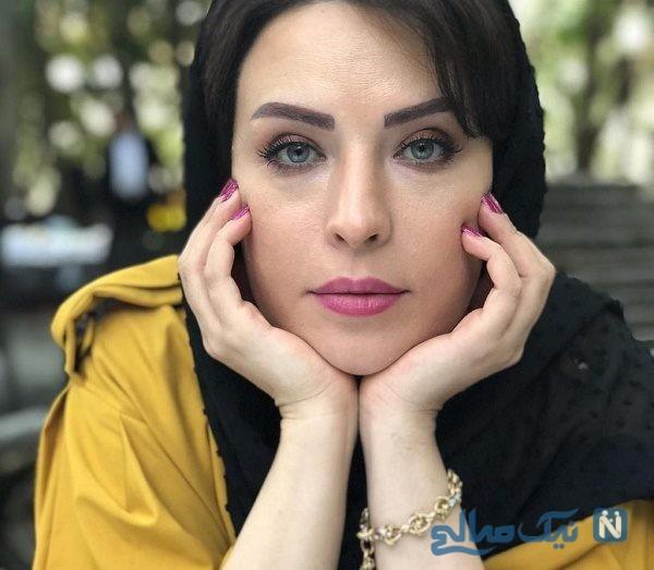 مادر و دختر بازیگر ایرانی