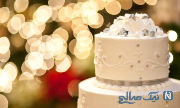 عروس و داماد جنجالی