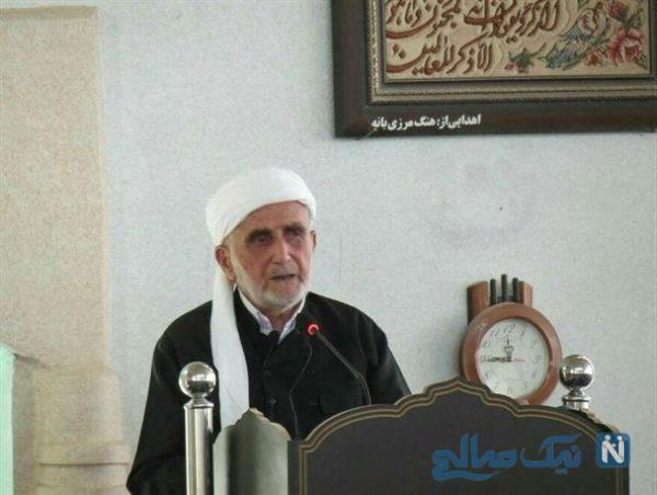 درگذشت امام جمعه بانه در اثر بیماری