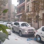 اولین برف پاییزی تهران شهرداری تهران را غافلگیر کرد