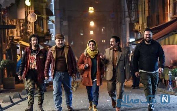 فیلم سینمایی مطرب و پرویز پرستویی در نقش خواننده قبل از انقلاب