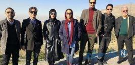 اکران فیلم چشم و گوش بسته در پردیس سینمایی باغ کتاب