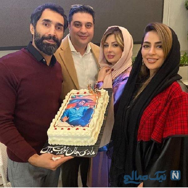 جشن تولد هادی کاظمی