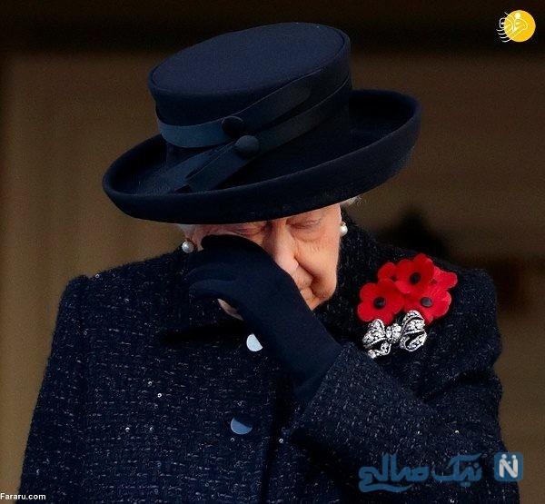 تصاویر ملکه انگلیس