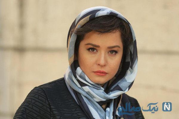 گریم مهراوه شریفینیا