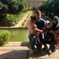 همسر سرمربی جدید استقلال در شیراز غافلگیر شد