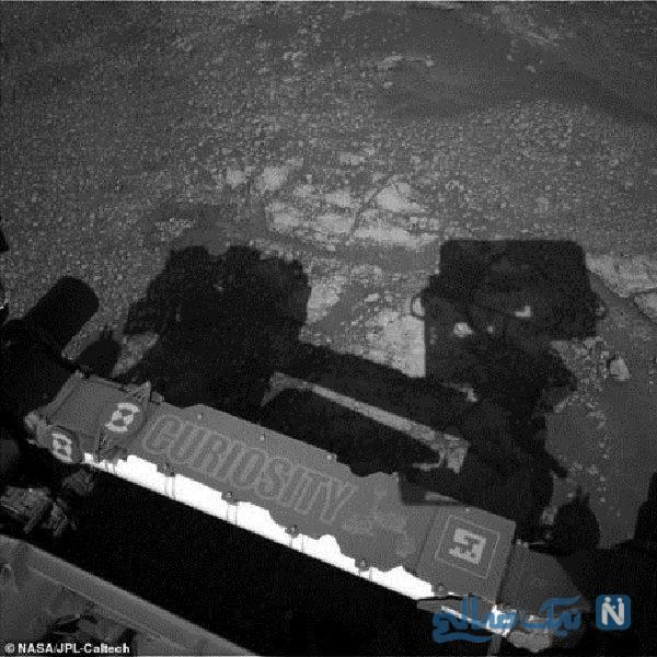 جدیدترین تصاویر از مریخ