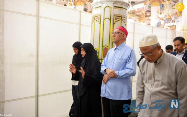 حجاب رئیس جمهور سنگاپور
