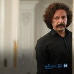 حسام منظور در مست عشق در کنار بازیگر زن ترکیه ای