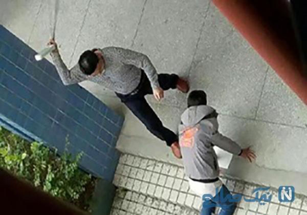 حمله والدین دانش آموز شلاق خورده به معلم خوزستانی