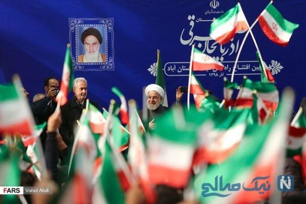 سفر روحانی به آذربایجان شرقی و حواشی این سفر