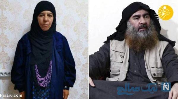 خواهر ابوبکر البغدادی در ترکیه دستگیر شد