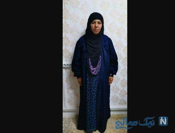 خواهر ابوبکر البغدادی