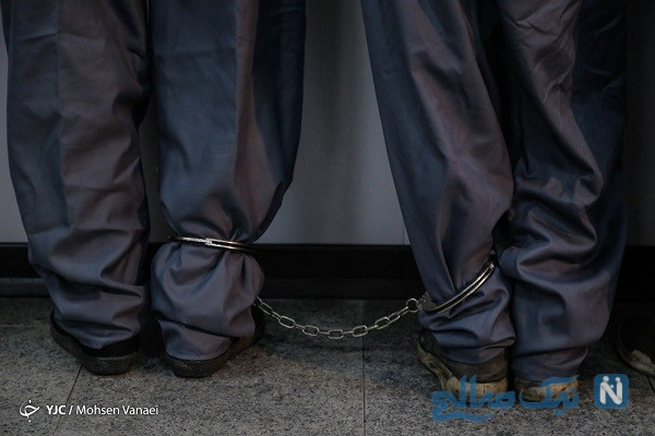 دستگیر شدگان اغتشاشات
