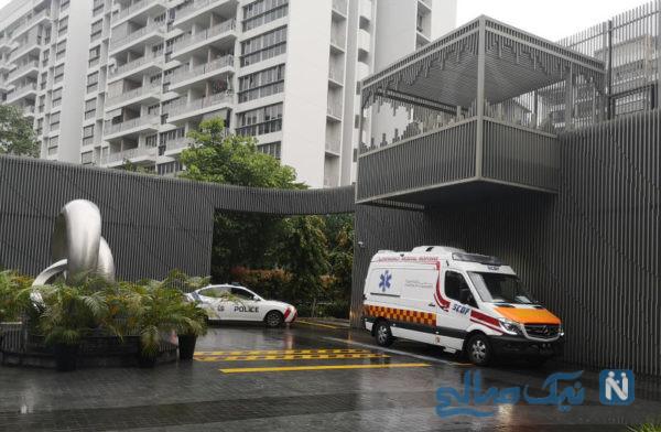 دعوای زناشویی زوج سنگاپوری یک حادثه عجیب به همراه داشت