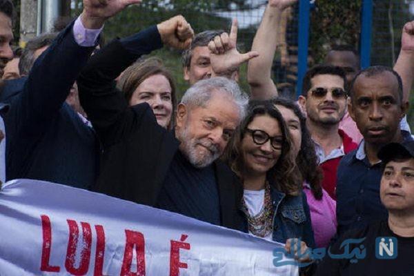 رئیس جمهور سابق برزیل لولا داسیلوا