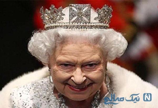 رژیم غذایی ملکه انگلیس