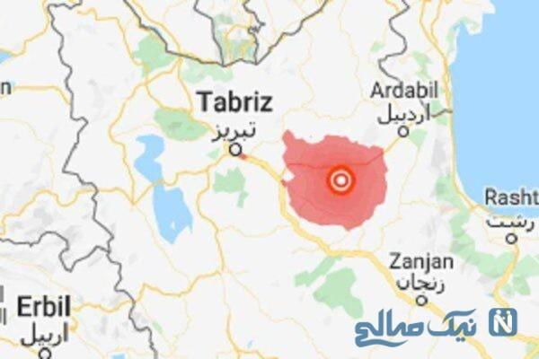 آخرین اخبار از زلزله ۵/۹ ریشتری بامداد امروز در شمال غرب کشورمان