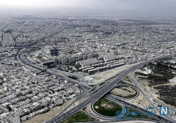 زمین در تهران