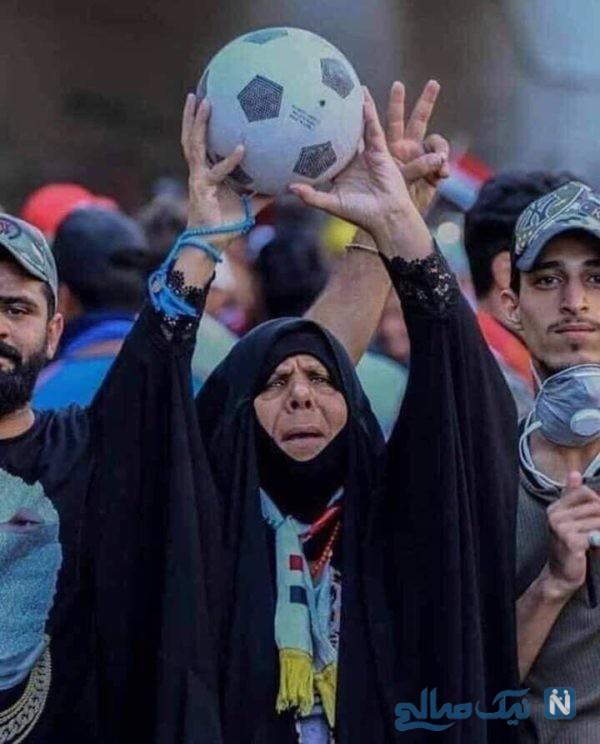 برد عراق مقابل ایران