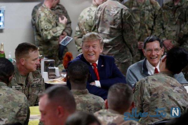 سفر ترامپ به افغانستان